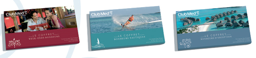Le Club Med lance ses coffrets cadeaux