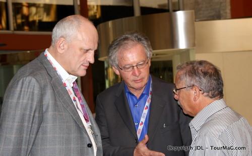 « La trésorerie des producteurs ne leur permet pas d'augmenter les commissions », résume, en observateur averti, René-Marc Chikli, le président du Ceto.