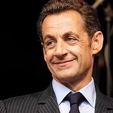 Nicolas Sarkozy -DR