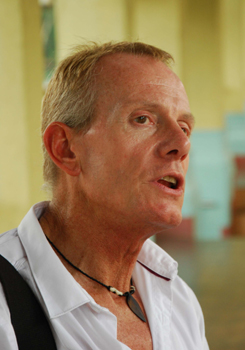 Patrick Gardin, Chef de produit Vacances Transat