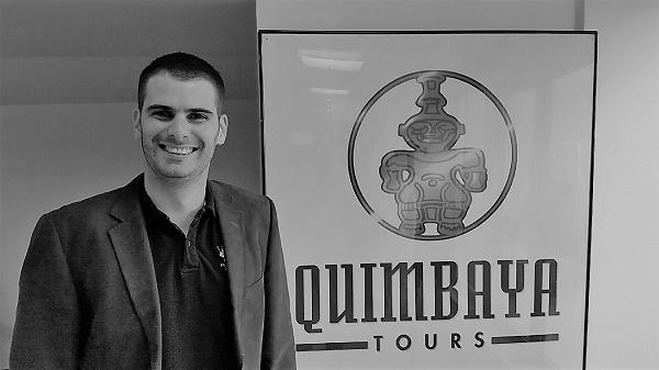 Tristan Martin devient directeur des ventes de Quimbaya Latin America - Photo : DR