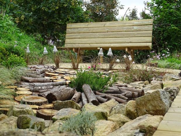 A la recherche de l'authentique. Photo: Camping La Fontaine du Hallate
