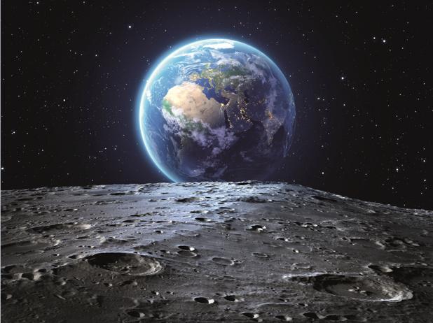 """Selon l'ONU, """"l'espace était exploré et utilisé pour le bien commun de l'Humanité, n'était pas susceptible d'appropriation et ne pouvait être l'objet de souveraineté nationale"""" - Photo : Fotolia.com"""