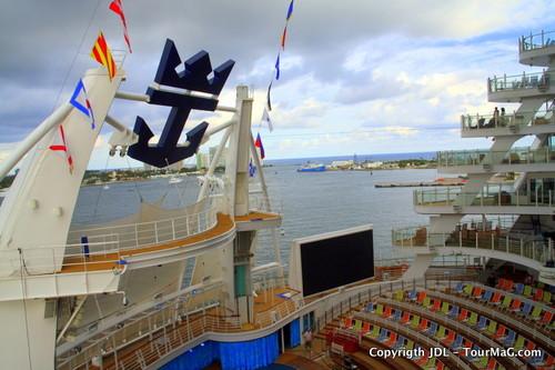 Oasis of the Seas : Latitude Sud va vendre le plus gros bateau au monde