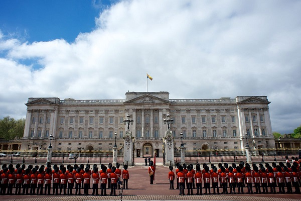 Plus de 4 millions de touristes se sont rendus au Royaume-Uni en juillet 2017 : Crédit photo: compte Twitter @VisitbritainFR
