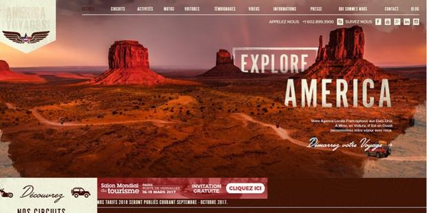 Les 5 employés devraient s'occuper cette année d'environ 1000 séjours - Crédit photo : America-Voyages