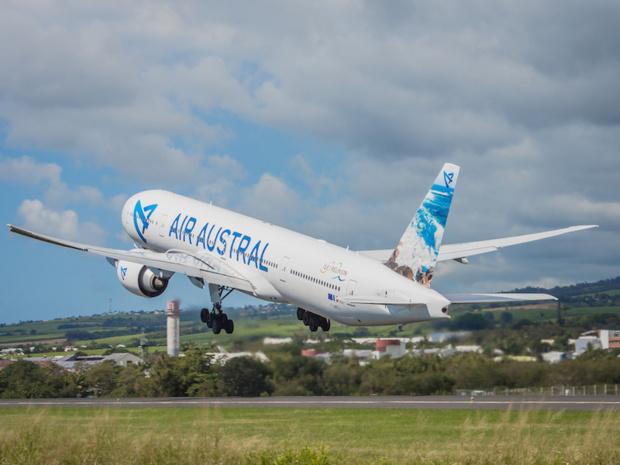 Air Austral est en négociations pour entrer au capital de la compagnie malgache à hauteur de 49% et doit apporter pour cela 40 millions de dollars - DR : Air Austral