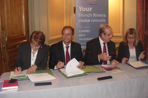Le seatrade sera l'évènement de l'hiver 2010 pour la région et la France, en accueillant 4000 acteurs de la croisière en Méditerranée