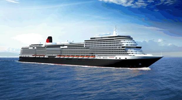 Un 4ème navire entrera dans la flotte Cunard en 2022 - DR CE
