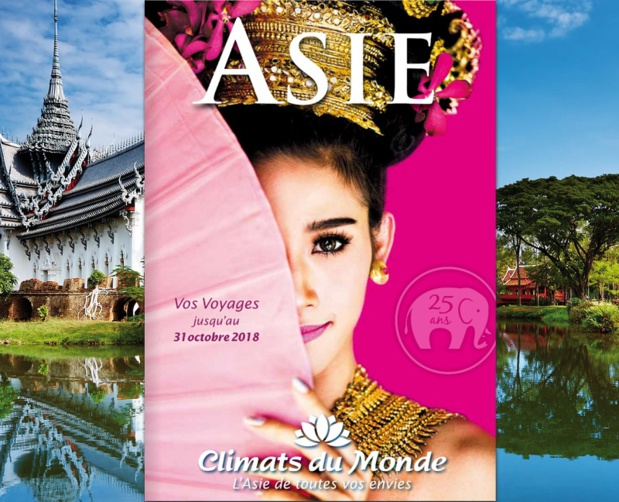 Le Cambodge et le Vietnam sont mis à l'honneur dans la brochure 2017/2018 - DR