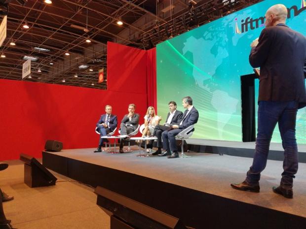 Les principaux croisiéristes ont débattu lors de l'IFTM - Top Resa 2017 - Crédit photo : RP