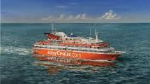 A l'été 2006, Easycruise s'attaquera aux îles grecques.