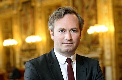 Jean-Baptiste Lemoyne est le secrétaire d'Etat auprès du ministre de l'Europe et des Affaires étrangères - Photo : Gouvernement