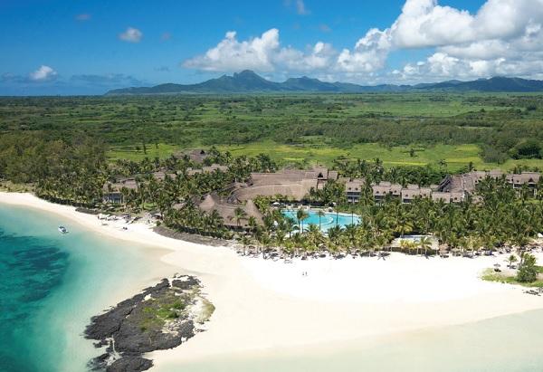 L'hôtel Belle Mare, l'un des 5 établissements de la marque sur l'île Maurice - Cédrit photo : LUX* Resorts & Hotels