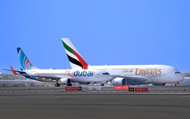 Les premières destinations concernées par le partage de codes Emirates - flydubai viennent d'être dévoilées - DR : Emirates