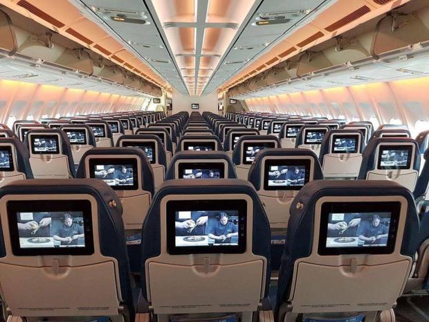 Aux termes de cet accord, Thomas Cook mettra chaque hiver à la disposition d'Air Transat des Airbus A321 ]bet recevra en retour au moins un gros porteurs Airbus A330-200. - DR