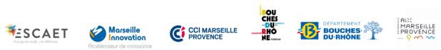 Les partenaires de l'incubateur Provence Travel Innovation - DR