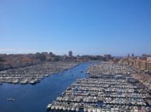 Le Vieux Port de Marseille - DR AR