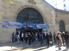 La salon DirecTravel avait lieu à Paris - DR