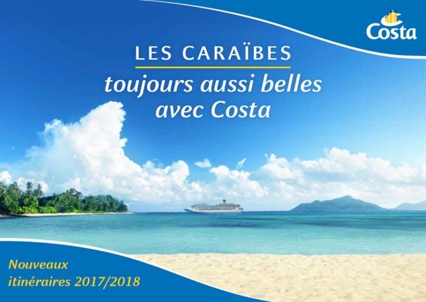 Costa Croisières adapte ses itinéraires dans les Caraïbes
