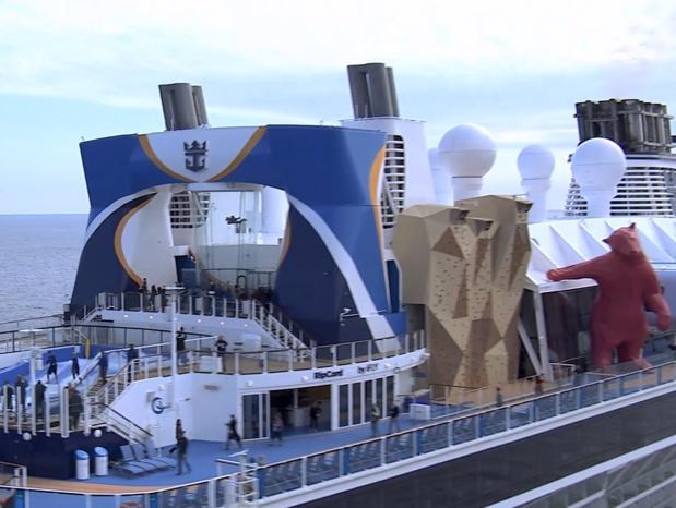 Royal Caribbean Cruise Line développe rapidement les flottes de ses compagnies de croisières - DR : RCCL