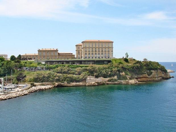Le palais du Pharo à Marseille - DR Annie Dalbéra