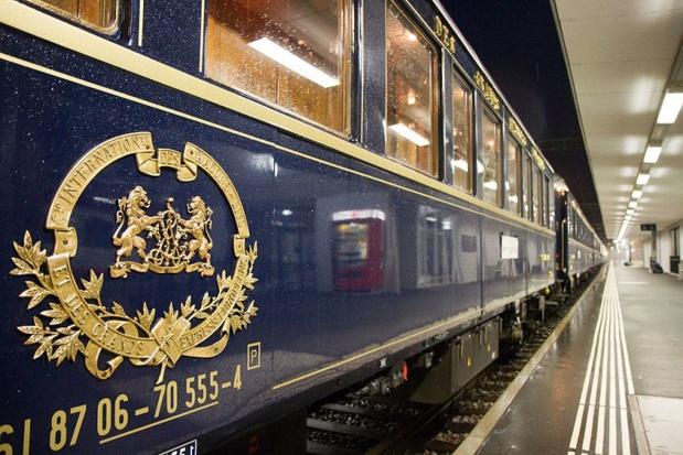 L'Orient Express à la frontière entre le Liechtenstein et la Suisse - DR  Murdockcrc