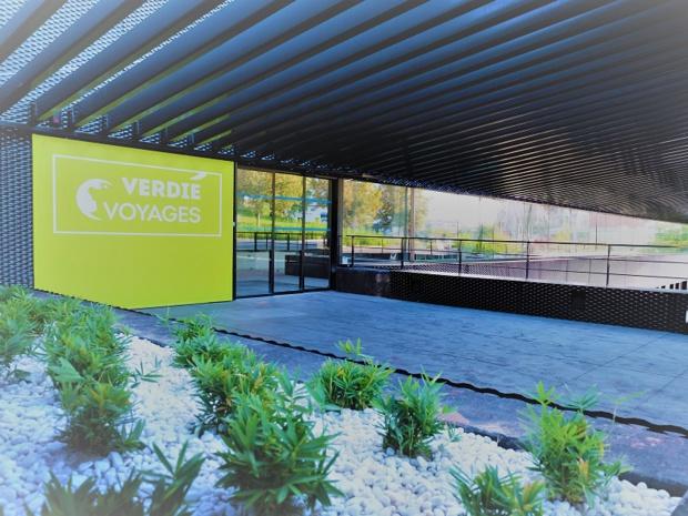 Le nouveau siège de Verdié Voyages à Rodez - Crédit photo : TourMaG.com