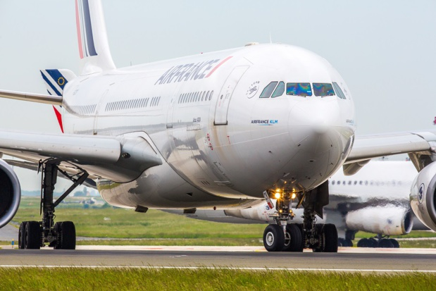 Olivier Dulat, 47 ans, est commandant de bord sur Airbus A320 il est nommé DGA des opérations aériennes et membres du comité exécutif d'Air France- Photo : Air France Corporate