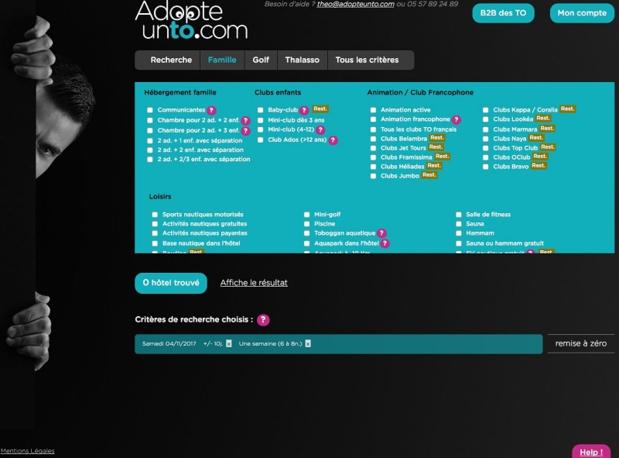 Plateforme AdopteunTO Crédit AdopteunTO