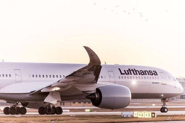 5 vols hebdomadaires seront proposés à destination de New-York à partir de Berlin, dès le 5 novembre 2017 - Crédit photo : Lufthansa