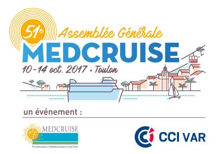 MedCruise : Toulon hôte de la 51ème assemblée générale