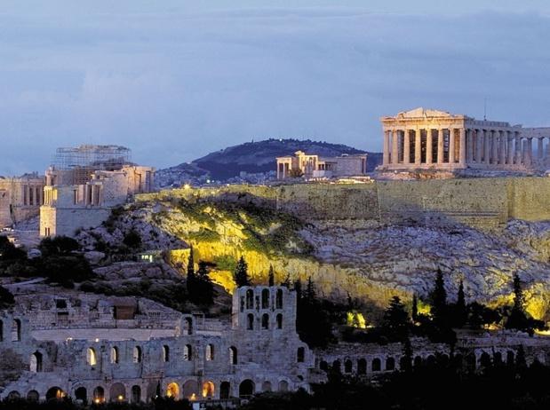 Selectour a choisi Athènes pour ses journées forces  de vente tourisme du 12 au 15 octobre 2017 - photo Pixabay