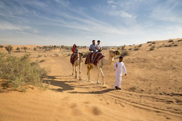 Le désert de Ras Al Khaïmah - DR