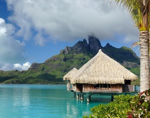 La fréquentation des resorts luxueux s'affiche à la baisse, les riches n'ont plus les moyens... /D.R.