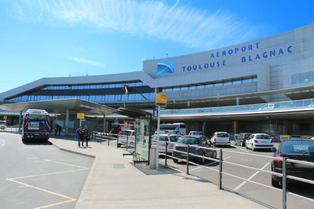 DR : Aéroport de Toulouse