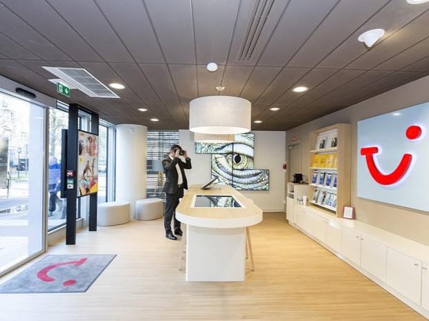 """TUI ou Thomas Cook se contentent de suivre la tendance des agences dites """"nouvelle génération"""" au lieu de la précéder - Crédit photo : GM"""