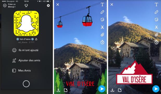 Val d'Isère et les geofilters (val_disere)