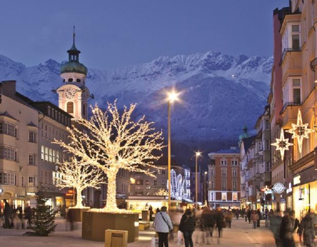 Cet hiver, Visit Europe vous emmène sur les marchés de Noël d'Innsbruck