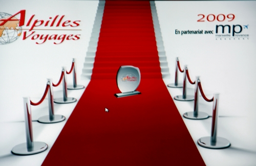 Marmara, MSC et ForfaitFlash, grands gagnants des ''Alpilles d'Or''