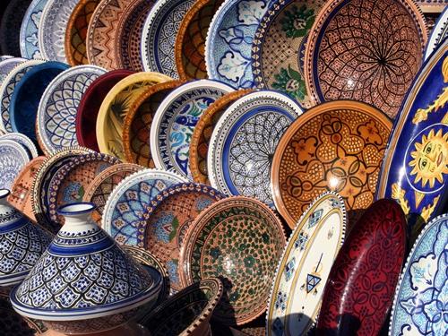 La Tunisie garde la première marche du podium des destinations étrangères, avec près de 600.000 visiteurs (-3,6%)