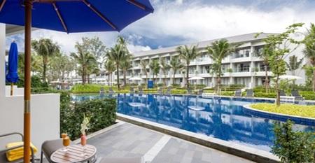 L'hôtel est situé à une heure de Phuket, et à proximité du marché de Bang Niang - Crédit photo : Jet Tours