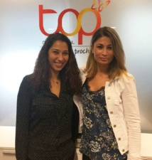 Lydia Khettou et Julie Arfi - DR : TOP of Travel