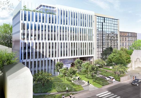 Gekko groupe emménage aux 3e et 4e étages de l'immeuble Thaïs - Crédit photo : Gekko Group