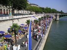 Imitée de Dijon à Tokyo, Paris-Plage a attiré l'an dernier 3,9 millions de visiteurs.