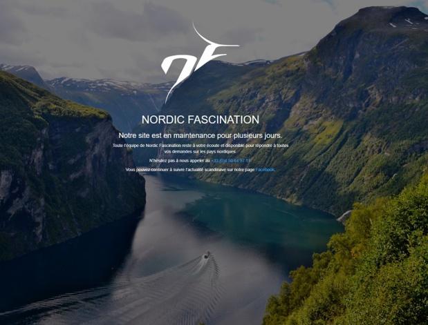 Depuis le 17 octobre dernier, une procédure de liquidation judiciaire a été ouverte auprès du tribunal de commerce d'Annecy - DR : Capture d'écran Nordic Fascination