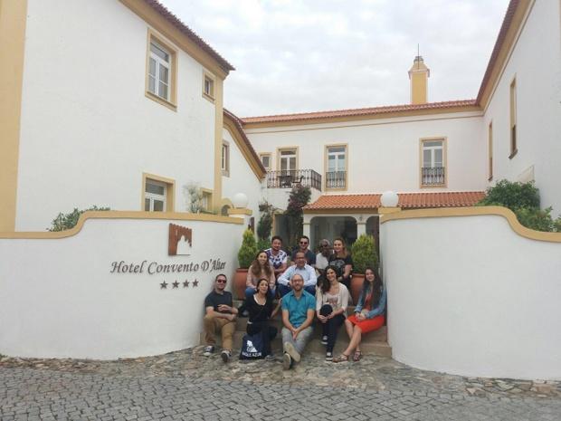 Aigle Azur et ses invités pour un Eductour convivial - DR Aigle Azur