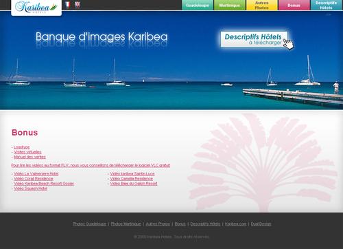 Karibéa : tarif spécial pour les agents de voyages en 2010