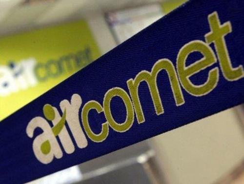 Faillite : Air Comet est devenue une étoile filante...