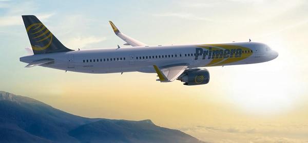 Les vols entre Paris et Toronto seront mis en vente à partir de 149 euros - Crédit photo : Primera Air
